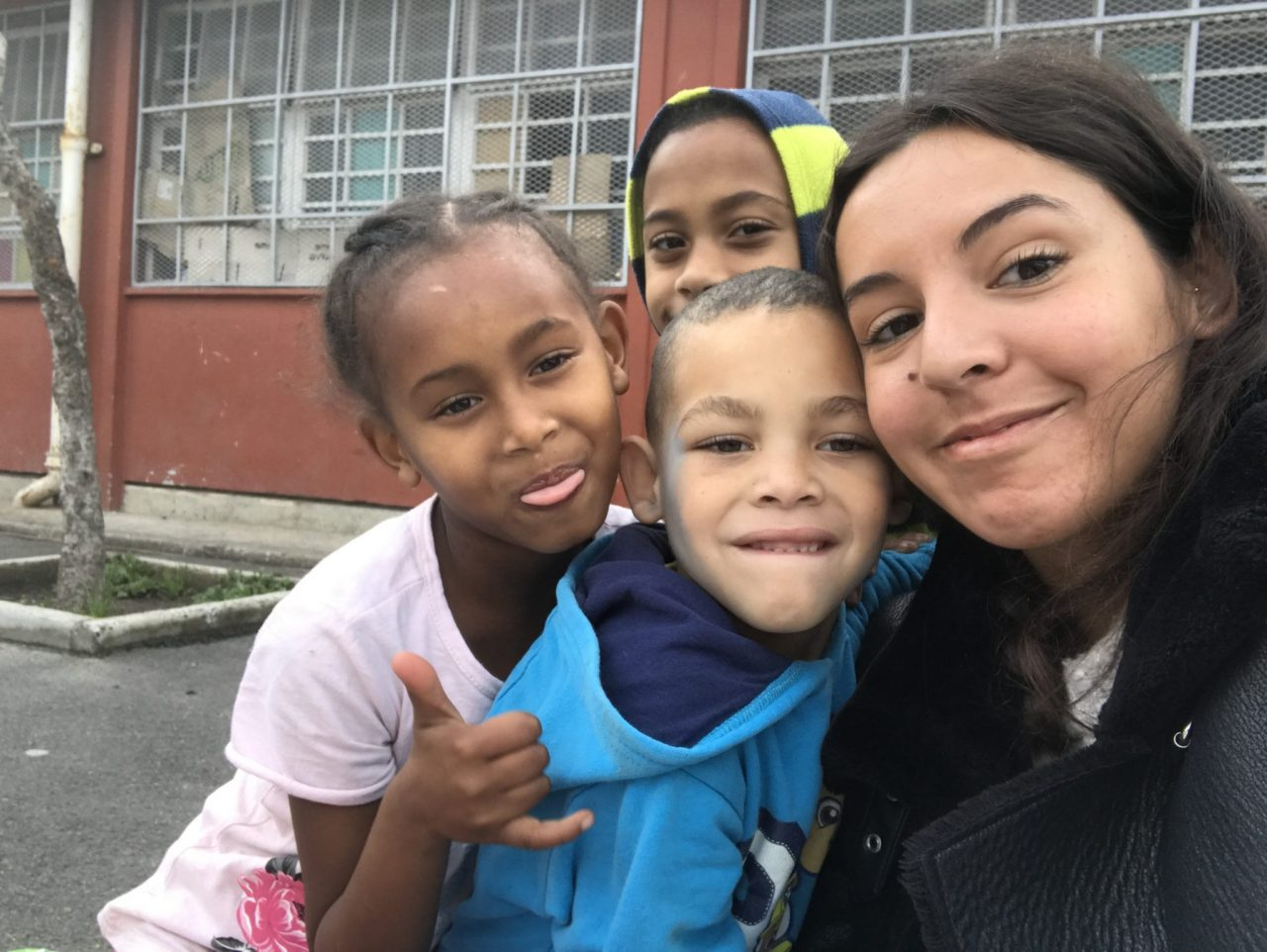 voluntariado en africa de Carolina Vazquez