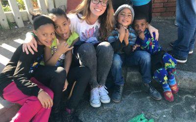 La experiencia de nuestra voluntaria Carmen Mateo