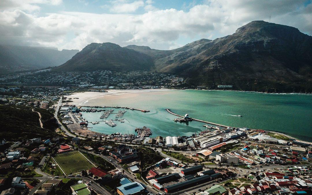 Ciudad del Cabo y el agua