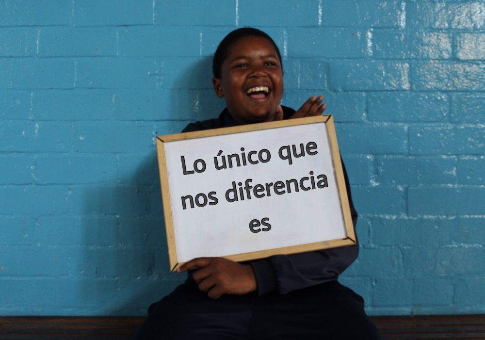 Ronaldo Sias Lo unico que nos diferencia es