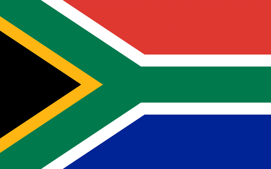 History and meaning of the South African flag