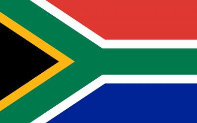 Historia y significado de la bandera de Sudáfrica